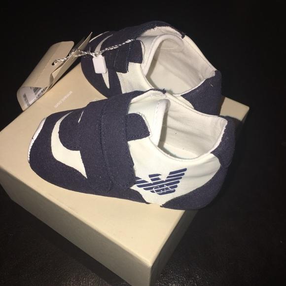Armani Junior Shoes | Armani Junior
